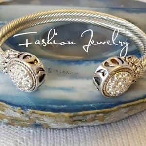 Jewelry - Elegant Fashion Rhinestone Bracelet